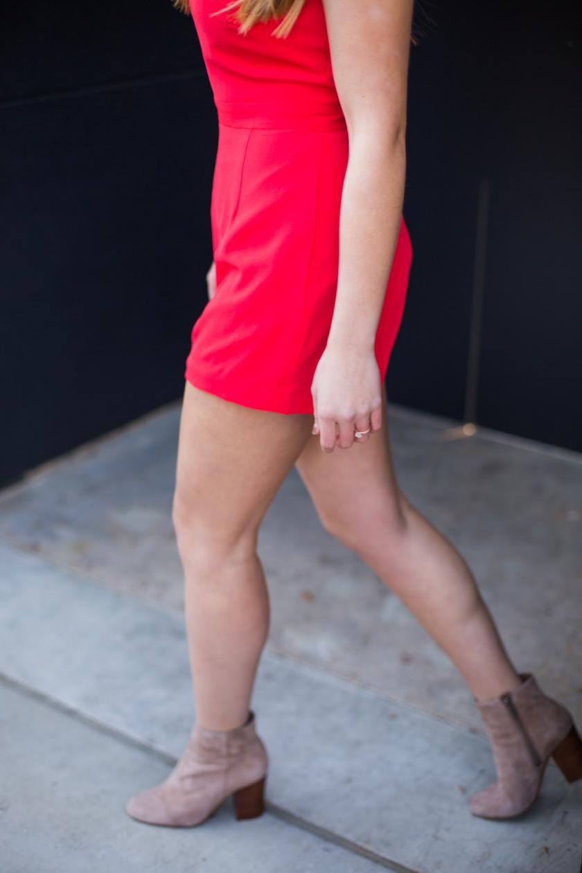 Evan McClay Red jumper-8